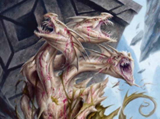 Hydra // Kor Warrior Double-sided Token