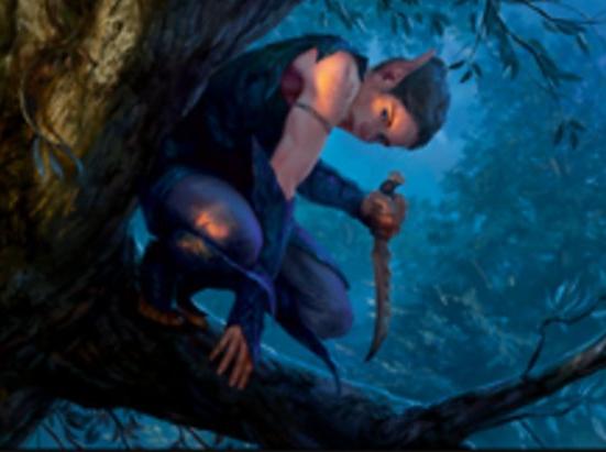 Nadier's Nightblade