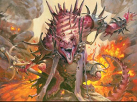 Yurlok of Scorch Thrash (Foil Etched)