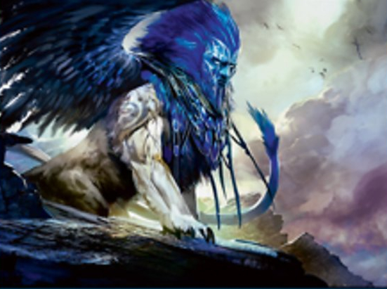 Sphinx of Uthuun
