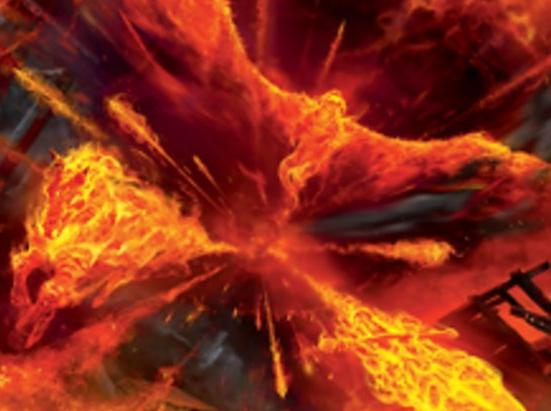 Soulfire Eruption (Extended Art)