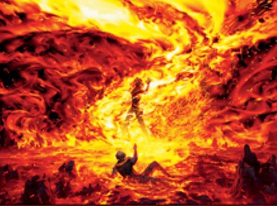 Jaya's Immolating Inferno