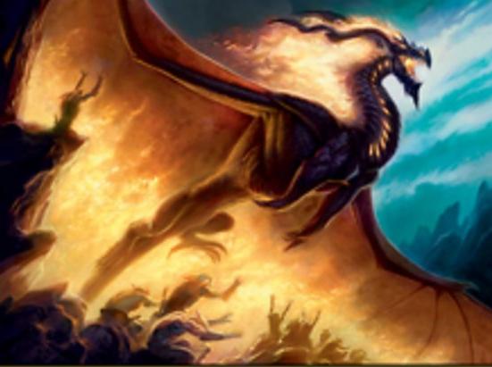 Prossh, Skyraider of Kher (Foil Etched)