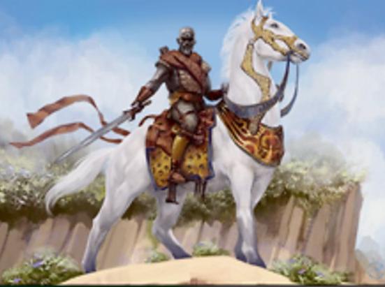 Sidar Kondo of Jamuraa (Foil Etched)
