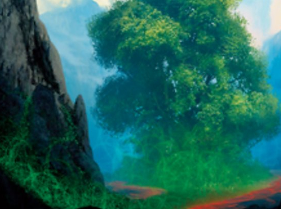 Myriad Landscape (Extended Art)