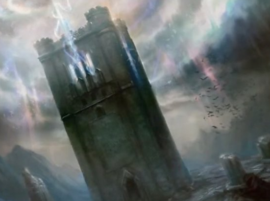 Command Tower (Extended Art)