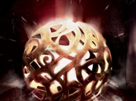Commander's Sphere (Extended Art)
