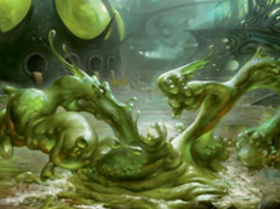 Biowaste Blob (Extended Art)