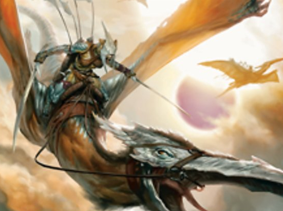 Armored Skyhunter (Extended Art)