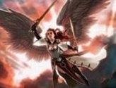 Gisela, Blade of Goldnight (Oversized)