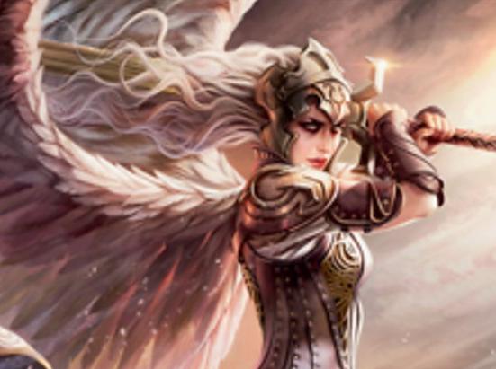 Angel // Treasure Double-sided Token