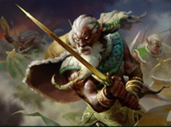 Elvish Warmaster