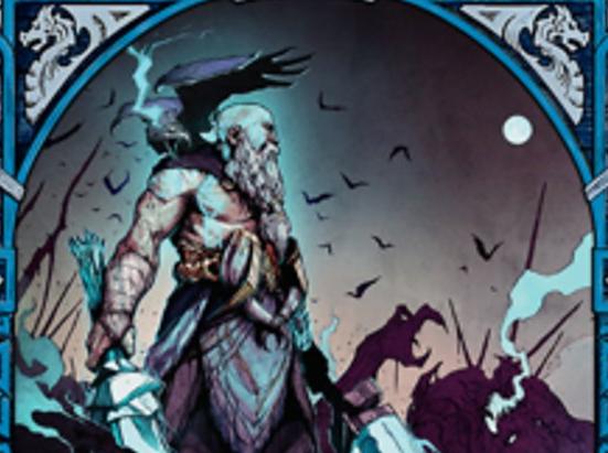 Alrund, God of the Cosmos (Showcase)