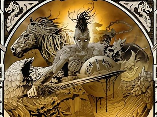 Reidane, God of the Worthy (Showcase)