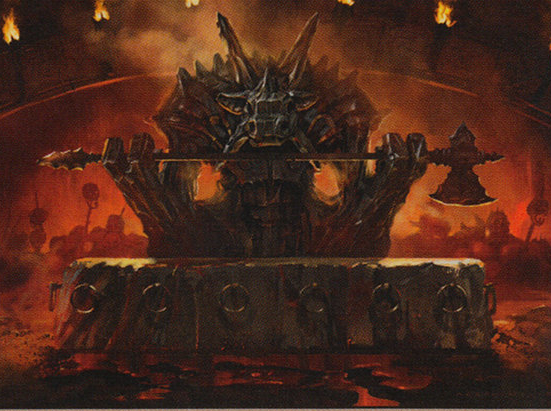 Altar of Mogis