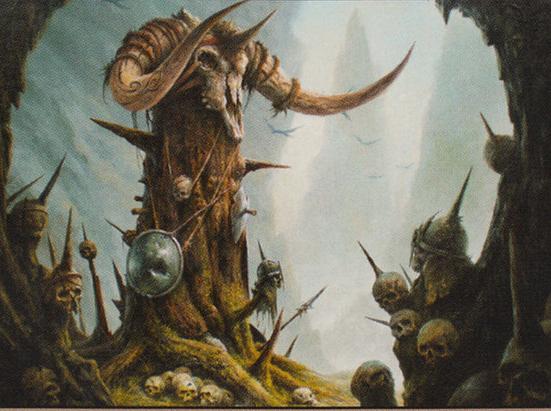 Massacre Totem