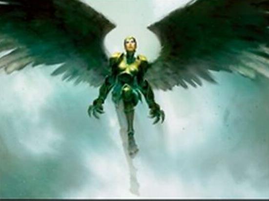 Angel of Salvation