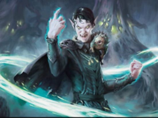 Callous Bloodmage card image from Strixhaven: School of Mages