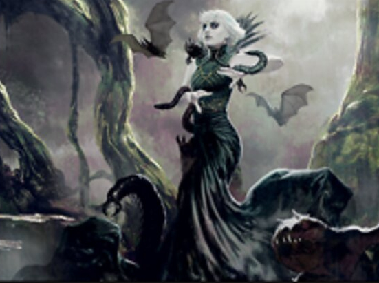 Sedgemoor Witch card image from Strixhaven: School of Mages