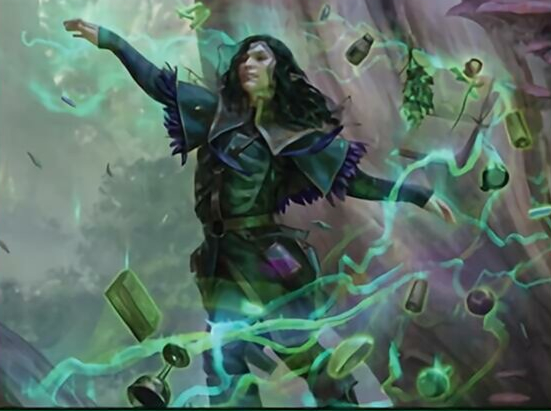 Accomplished Alchemist