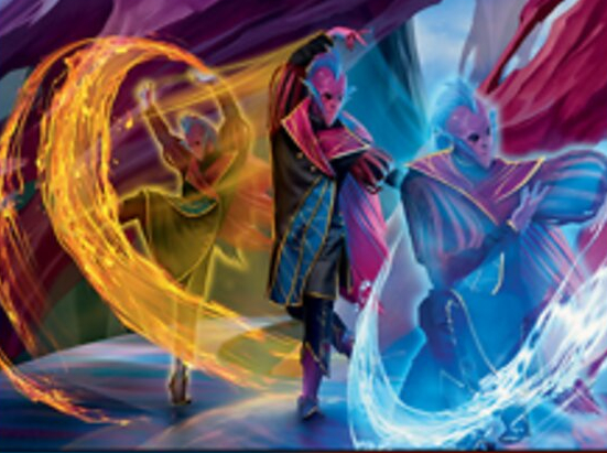 Expressive Iteration card image from Strixhaven: School of Mages