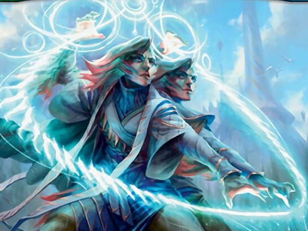 Adrix and Nev, Twincasters (Extended Art)