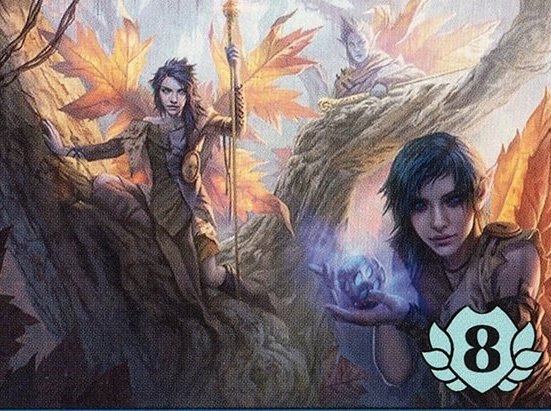 Fae of Wishes (Top 8)
