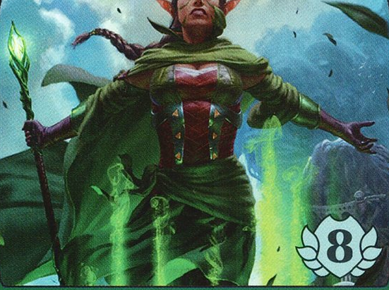 Nissa, Who Shakes the World (Top 8)