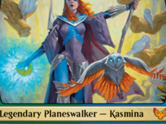 Kasmina, Enigma Sage