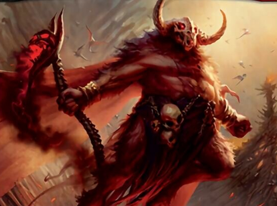 Orcus, Prince of Undeath (Extended Art)