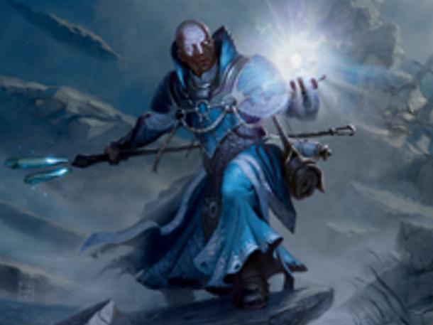 Midnight Pathlighter (Extended Art)