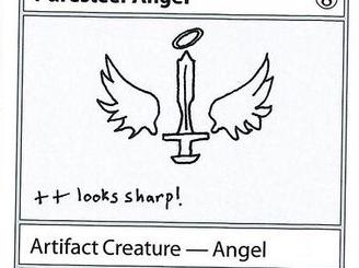 Puresteel Angel (No PW Symbol)