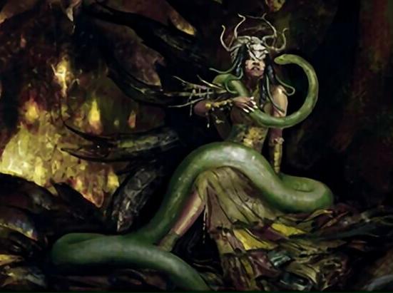 Saryth, the Viper's Fang
