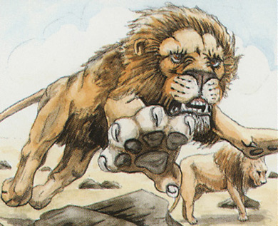 Savannah Lions