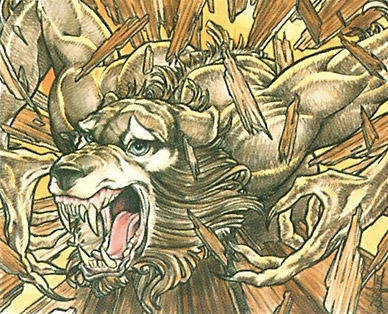 Lesser Werewolf