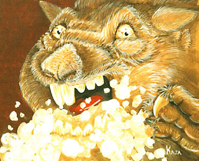 Rabid Wombat