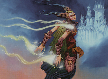 Auratouched Mage card image from Ravnica: City of Guilds