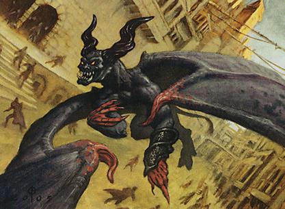 Woebringer Demon
