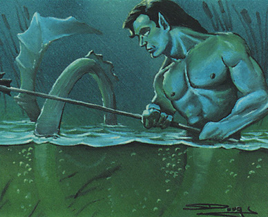 River Merfolk