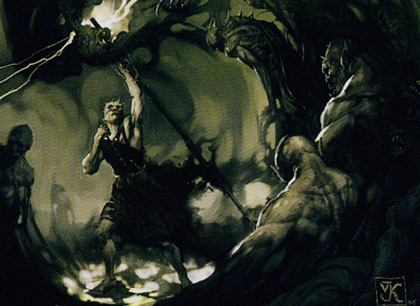 Call to the Netherworld