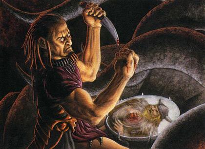 Disciple of Tevesh Szat