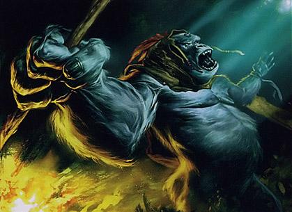 Simian Spirit Guide ►Magic-Style◄ MTG Planar Chaos  NM spirituel simiesque