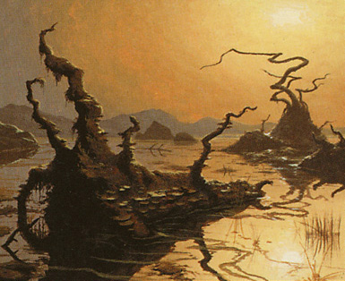 Swamp (Yellow Sun)