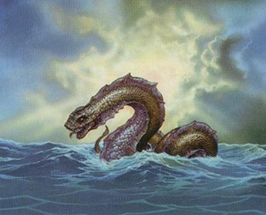 Tolarian Serpent