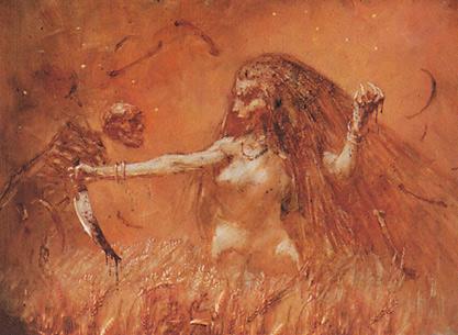 Harvest Gwyllion