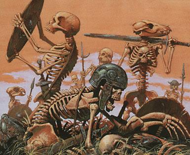Skeleton Scavengers
