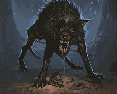 Monstrous Hound