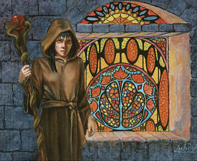 Temple Acolyte card image from Portal Second Age