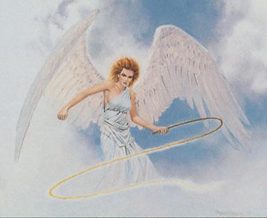 Angel of Fury