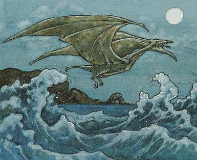 Sea Drake